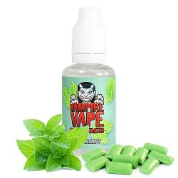 Spearmint concentré 30 mL - Vampire Vape