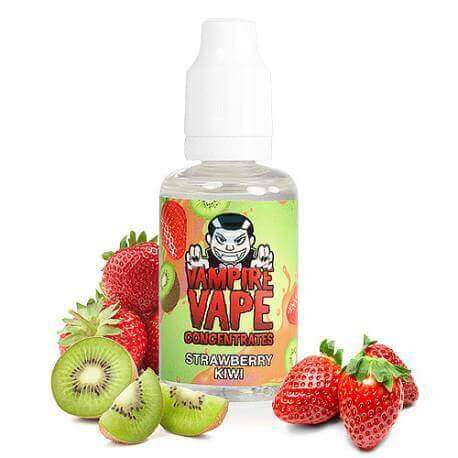Strawberry & Kiwi concentré 30 mL