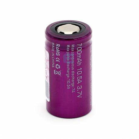 Efest Purple IMR 18350 - 700 mAh - 10,5A
