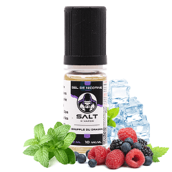 Souffle du Dragon Salt E-Vapor 10 mL - Le French Liquide