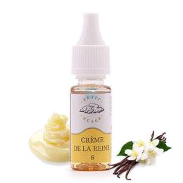 E-liquide Crème de la Reine 10 mL - Petit Nuage
