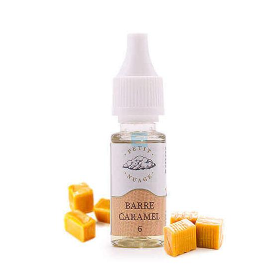 E-liquide Barre Caramel 10 mL - Petit Nuage