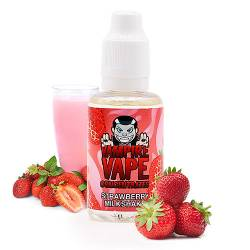 Strawberry Milkshake concentré 30 mL