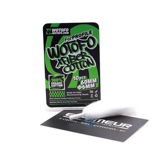 Coton XFiber - Wotofo