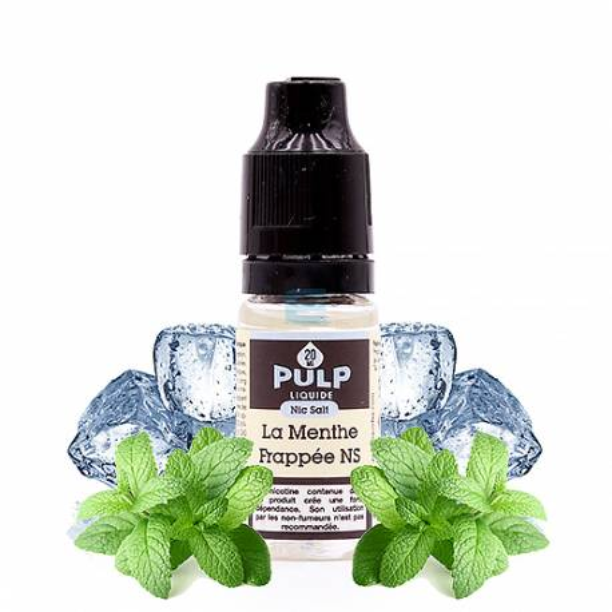 Menthe Frappée Nic Salt 10 mL - PULP