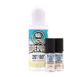 Pack DIY Mini Easy2Mix 20/80 100 mL - Supervape