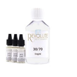 Pack DIY 30/70 200 mL - Revolute
