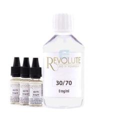 Pack DIY 30/70 200 mL - Revolute