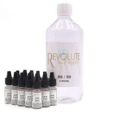 Pack DIY 50/50 1 L - Revolute
