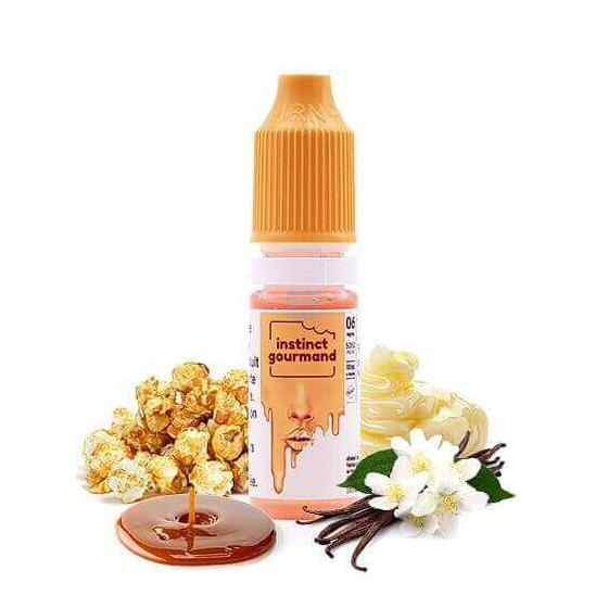 Vanilla & Popcorn 10 mL - Instinct Gourmand