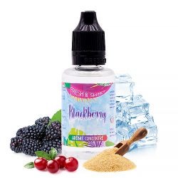 Concentré Blackberry 30 mL - Fresh & Sweet