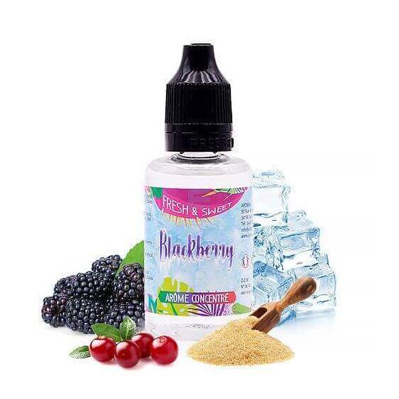 Concentré Blackberry 30 mL - Fresh & Sweet