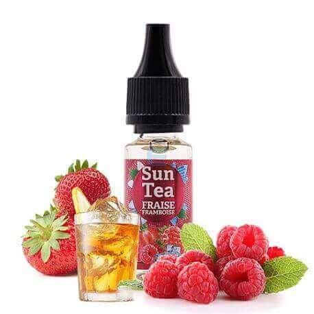 Arôme Fraise Framboise 10 mL - Sun Tea