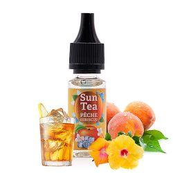 Arôme Pêche Hibiscus 10 mL - Sun Tea
