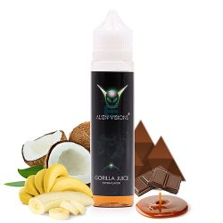 Gorilla Juice (100% VG) 50 mL - Alien Visions