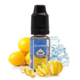 Citron Frais 10 mL - E-Fumeur