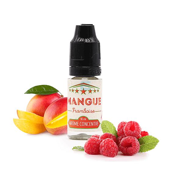 Arôme Mangue Framboise 10 mL - VDLV