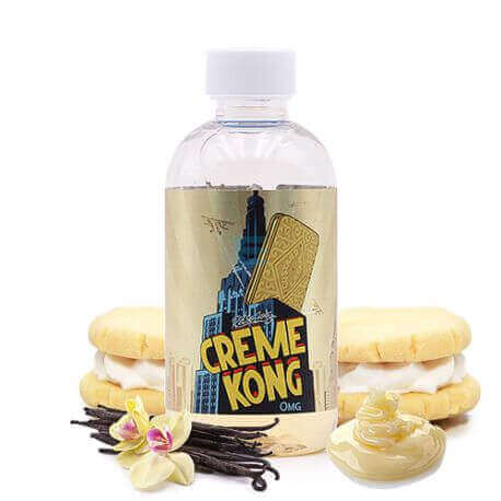 Creme Kong 200 mL - Joe's Juice
