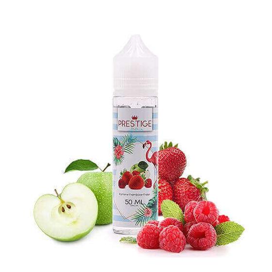 Pomme Framboise Fraise 50 mL - Prestige Fruits