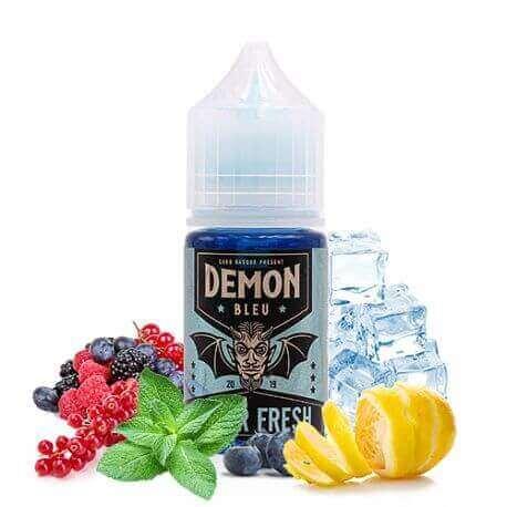Concentré Bleu Super Fresh 30 mL - Demon Juice
