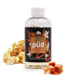 Butterscotch Popcorn 200 mL - Püd (Joe's Juice)
