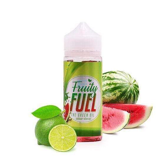 Le Green Oil 100 mL - Fruity Fuel