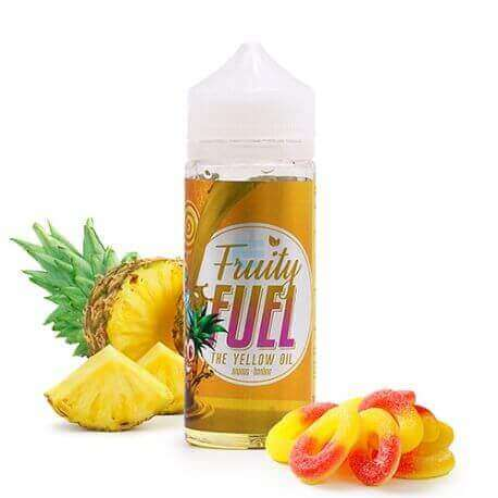 Le Yellow Oil 100 mL - Fruity Fuel