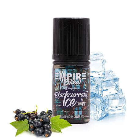 Concentré Blackcurrant Ice 30 mL - Empire Brew