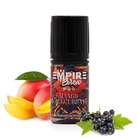 Concentré Mango Blackcurrant 30 mL - Empire Brew