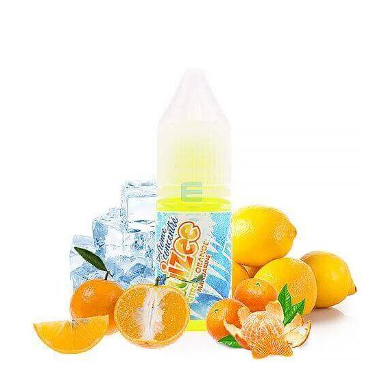 Arôme Citron Orange Mandarine 10 mL - Fruizee