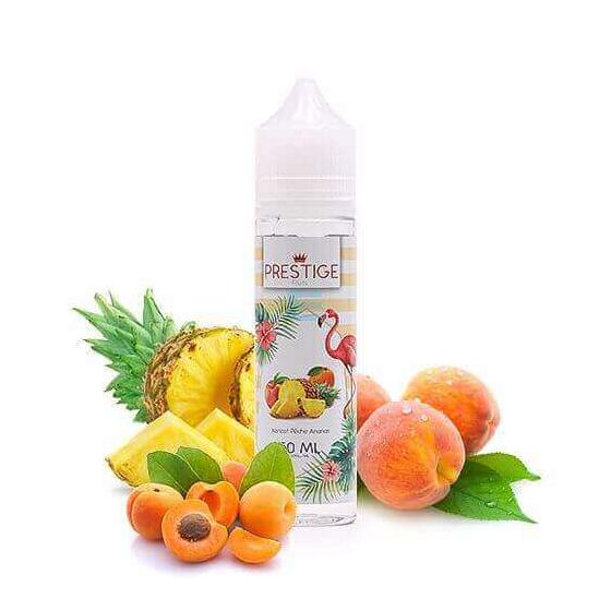 Abricot Pêche Ananas 50 mL - Prestige Fruits