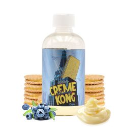 Creme Kong Blueberry 200 mL - Joe's Juice