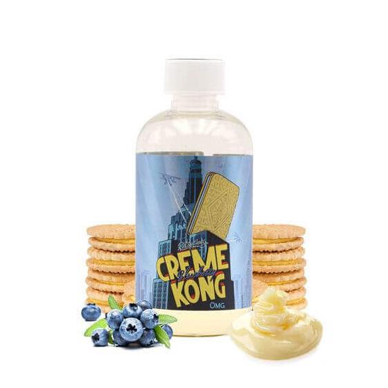 Creme Kong Blueberry 200 mL - Joe's Juice
