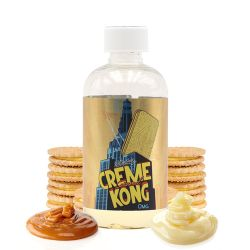 Creme Kong Caramel 200 mL - Joe's Juice