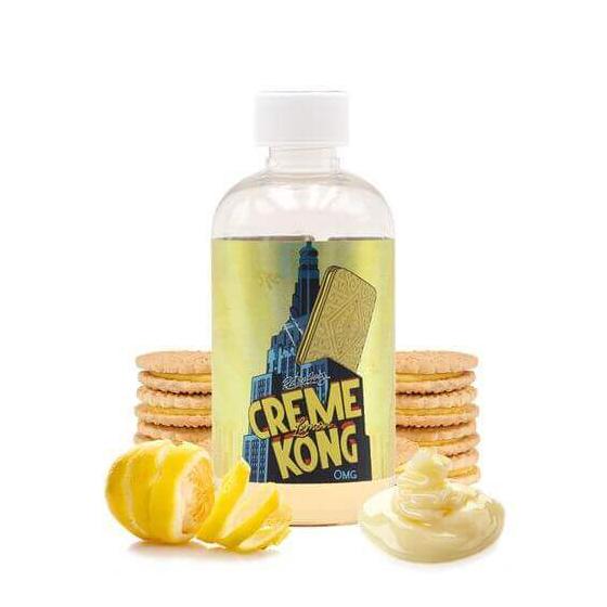 Creme Kong Lemon 200 mL - Joe's Juice