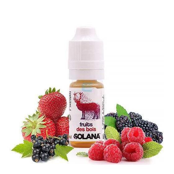 Fruits des Bois 10 mL - Solana