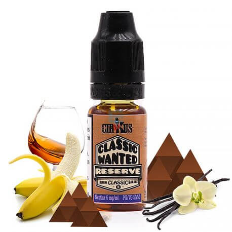 Classic Wanted Reserve 10 mL - VDLV