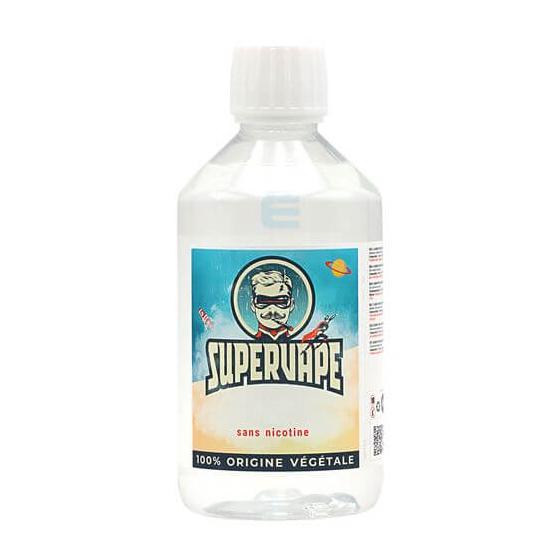 Base 500 mL Supervape - Sans nicotine