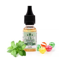 Castle 30 mL - Green Vapes