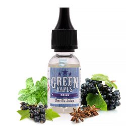 Devil's Juice 10 mL - Green Vapes