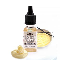 Green's Custard 10 mL - Green Vapes