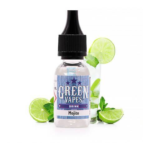 Mojito 10 mL - Green Vapes