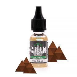 Philadelphia 10 mL - Green Vapes
