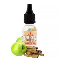 Pomme Cannelle 10 mL - Green Vapes