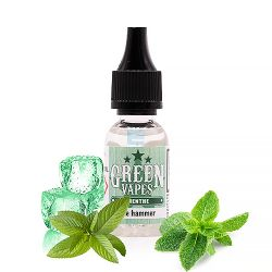The Hammer 10 mL - Green Vapes