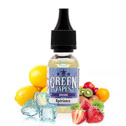 Xpérience 10 mL - Green Vapes