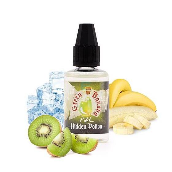 Concentré Green Banana 30 mL - A&L Hidden Potion