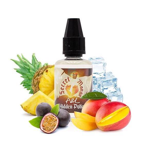 Concentré Secret Mango 30 mL - A&L Hidden Potion