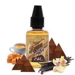 Concentré Ryan Coffee 30 mL - A&L