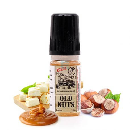 Old Nuts 10 mL - Moonshiners